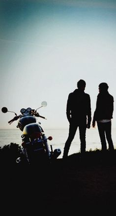 Simple things such as a motorcycle ride with a friend or your beloved.