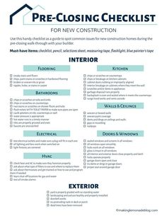 Download the home inspection checklist from this is a good tool to use while house for How to calculate interior design fees