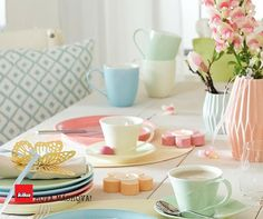 Tableware, Dinnerware, Dishes, Place Settings