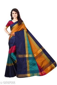 Sarees Colorful Art Silk Saree Fabric: Saree - Art Silk  Blouse - Art Silk  Size: Saree Length With Running Blouse- 6.3 Mtr Work - Printed  Country of Origin: India Sizes Available: Free Size   Catalog Rating: ★4 (430)  Catalog Name: Free Mask Bettina Art Silk Sarees With Tassels And Latkans CatalogID_112606 C74-SC1004 Code: 423-12397056-747