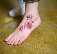 73 Mejores Imágenes De Tatuajes En El Pie Tattoos On Foot Tattoo