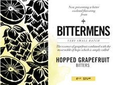 Hopped Grapefruit Bitters The essence of grapefruit combined with the most noble of hops. We recommend adding a dash to stirred cocktails made with tequila and long drinks made with gin.When...