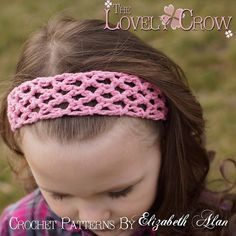 This is called the genius headband. The Lovely Crow has some of the best patterns and I have bought from her. This is a free pattern. You will love it!!!