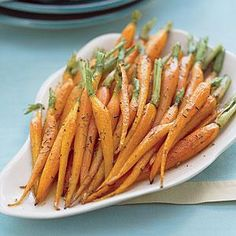 Roasted Carrots - \n.  Print this recipe at AmericanFamily.com.
