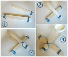 Relentlessly Fun, Deceptively Educational: Catapult Addition {a DIY Math Game}