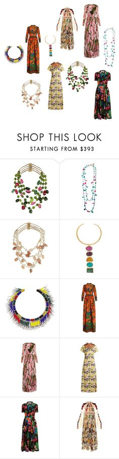 """Lover Of Style..**"" by yagna ❤ liked on Polyvore featuring Rosantica, Sylvia Toledano, Isabel Marant, Gucci, Dolce&Gabbana, Miu Miu, Valentino, Chloé and vintage"