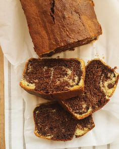 Plumcake variegato al cacao e latte - Sweets & Beauty Latte, Sweets, Desserts, Beauty, Easy Cooking, Diet, Tailgate Desserts, Deserts, Gummi Candy