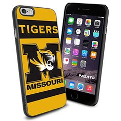 "Missouri Tigers iPhone 6 4.7"" Case Cover Protector for iPhone 6 TPU Rubber Case SHUMMA http://www.amazon.com/dp/B00T3ZZQ9I/ref=cm_sw_r_pi_dp_hh2mvb14ZDT88"