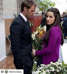 #Repost @telenovelasy with @repostapp  William Levy y Maite Perroni @willevy @maitepb #telenovela #triunfodelamor