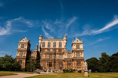 Wollaton Park - Dark Knight Batman house and Tame deer Visit Britain, The Dark Knight Rises, Travel Information, Nottingham, Great Britain, Big Ben, United Kingdom, National Parks, Places To Visit
