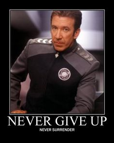 Galaxy Quest...Favorite Movie