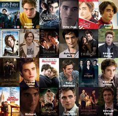 Rob movies