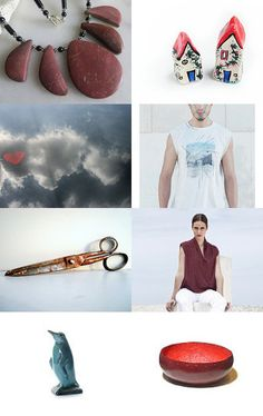 Heart in the cloud by Alenka on Etsy--Pinned with TreasuryPin.com