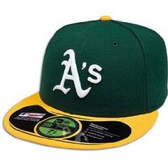 MLB Oakland Athletics Authentic On Field Game 59FIFTY Cap