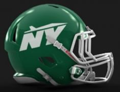Jets Football, College Football Teams, Football Helmets, Helmet Logo, Armor Of God, Helmet Design, Professional Football, New York Jets, Fantasy Football