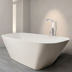 Our Catherine bathtub is perfect to use in smaller bathrooms without having to compromise on depth. Slip in and enjoy, you'll find it hard to get out. Small Bathroom, Bathrooms, Geometric Lines, Modern Luxury, Basin, Bathtub, Contemporary, Small Shower Room, Standing Bath