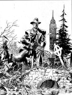 Will Eisner's The Spirit by Berni Wrightson