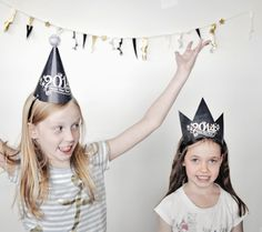 New years eve hats