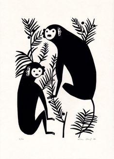 Madagaskar I - Katrin Stangl - Illustrationen und Bilderbücher Tigger, Illustration, Disney Characters, Fictional Characters, Dibujo, Pintura, Art, Printmaking, Sculptures