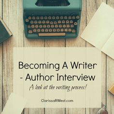 Great look inside an author's mind and some writing tips! #giveaway