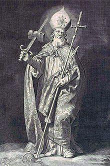 5 giugno Wynfrith (Bonifatius)