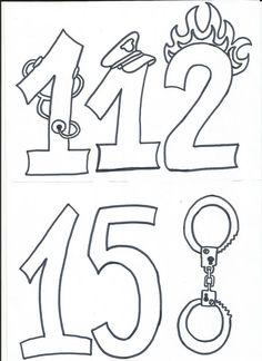 Tel, čísla