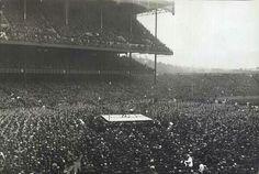 Yankees stadium boxing