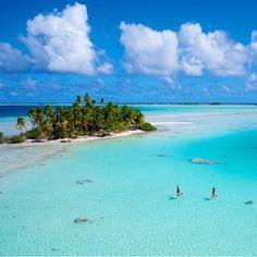 Rangiroa Island, French Polynesia