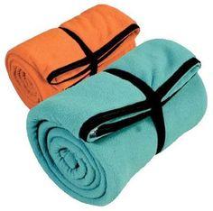 Coleman Stratus Fleece Non-Piling Sleeping Bag Liner (Pack of 6)