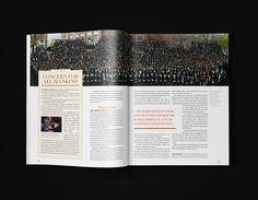 Magazine Design on Editorial Design Served