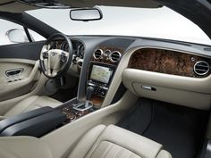 The new 2012 Bentley Continental GT