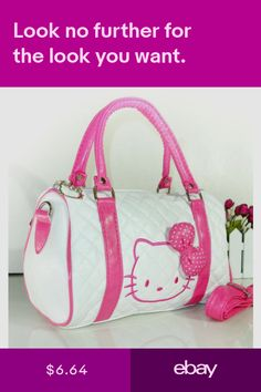 Women s Bags   Handbags Clothing, Shoes   Accessories  ebay. Hallie  Guajardo · Hello Kitty 593b9112f1