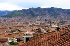 How to Deal with Altitude Sickness in Cuzco (and Elsewhere)