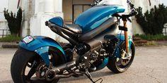 Motomorphic JaFM, Motor Unik Seharga Rp 1 Miliaran - Motomorphic JaFm (motomorphic)
