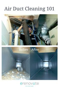 "Air duct cleaning 101 After several years in business, we are often asked: ""Is air duct cleaning really necessary? Does it really make a difference? When should I have my air ducts cleaned? How often should air duct cleaning be done? Household Cleaning Tips, Cleaning Hacks, Cleaning Recipes, Cleaning Air Vents, Clean Air Conditioner, Clean Air Ducts, Home Repair, Clean House, Business"
