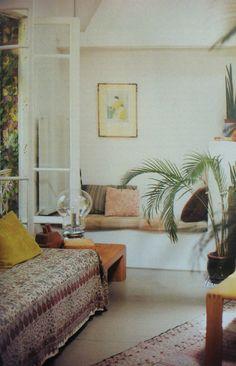 drawingdiary:    Chez Christophe Lemaire et Sarah-Linh Tran  apartamento    #10