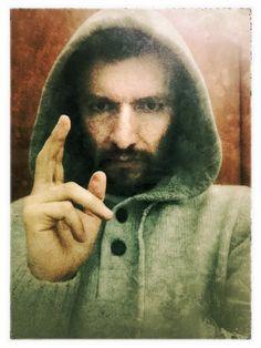 me self-Jesus portrait #RichardRivera