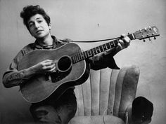 Listen to the songs that (probably) directly influenced Bob Dylan's music