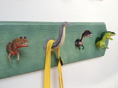 Creative Coat Hooks DIY - Home & Family