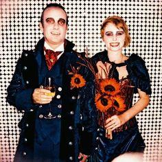 Halloween Wedding | Vampires | Eternal Love | Sunflowers