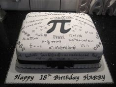 maths cakes - Google Search