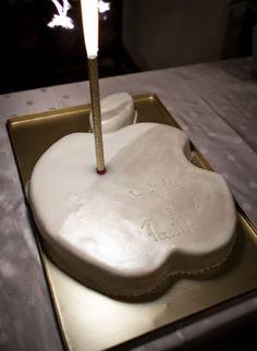 mac cake