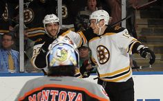 Bergeron and Seguin.  LOVE those smiles!