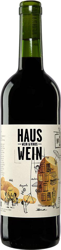 Hauswein Tinto Nr. 1  #taninotanino #vinosmaximum