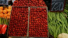 mercado en Malaga centro