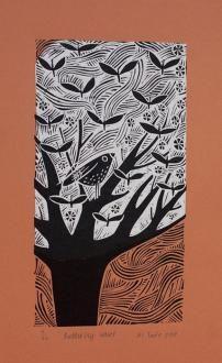 Butterfly Leaves - Orange