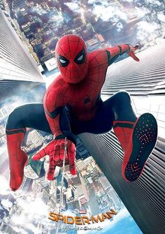 NONTON SPIDER MAN HOMECOMING 2017 SUBTITLE INDONESIA