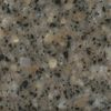 River Rock Solid Surface Countertop  for lighter cabinets