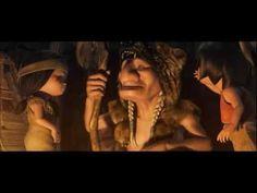 Hugh o índio Apache - A historia do grande céu. Passamos hoje na escola e foi um sucesso!!! Dia do índio