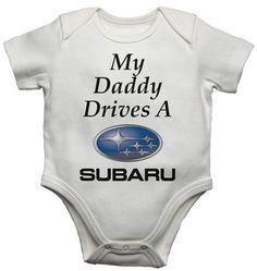Official Subaru Baby Infant Racer Creeper Wrx Sti Impreza Rally Usa Racing New
